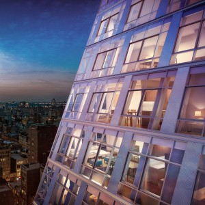 S-35XV Condominium - rendering by Williams New York - 02