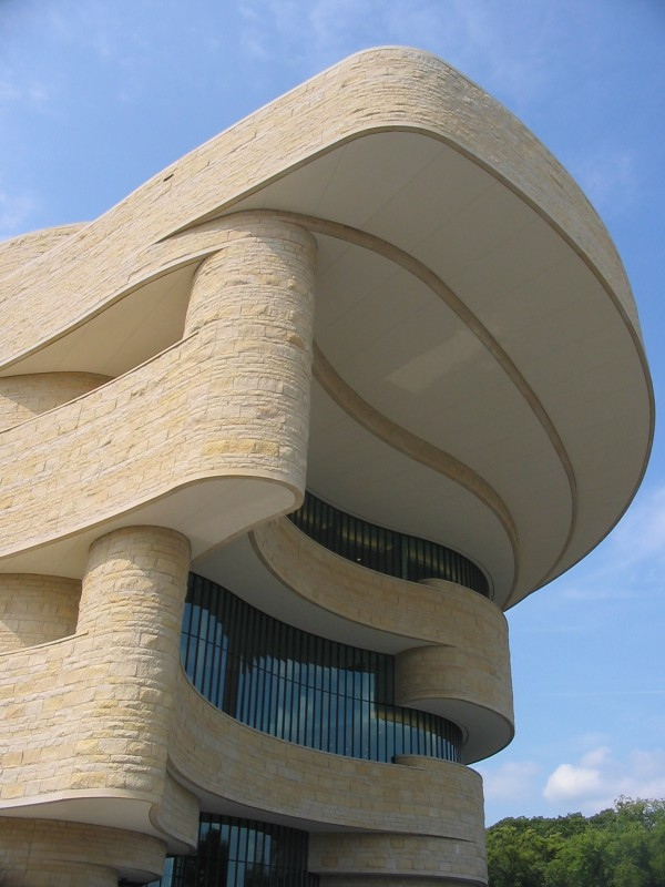 National Museum of the American Indian, Washington DC